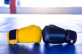 Ben jij een sparringpartner?