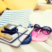 Secretaresse bereikbaar tijdens vakantie