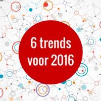 6 trends voor 2016