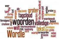 Wees creatief: maak een woordenwolk
