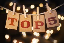 Top 5 best gelezen berichten van de maand