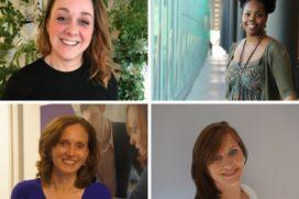 4 assistants over hun positie op de werkvloer