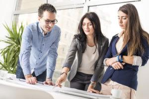 Wat houdt de functie van projectassistent in?