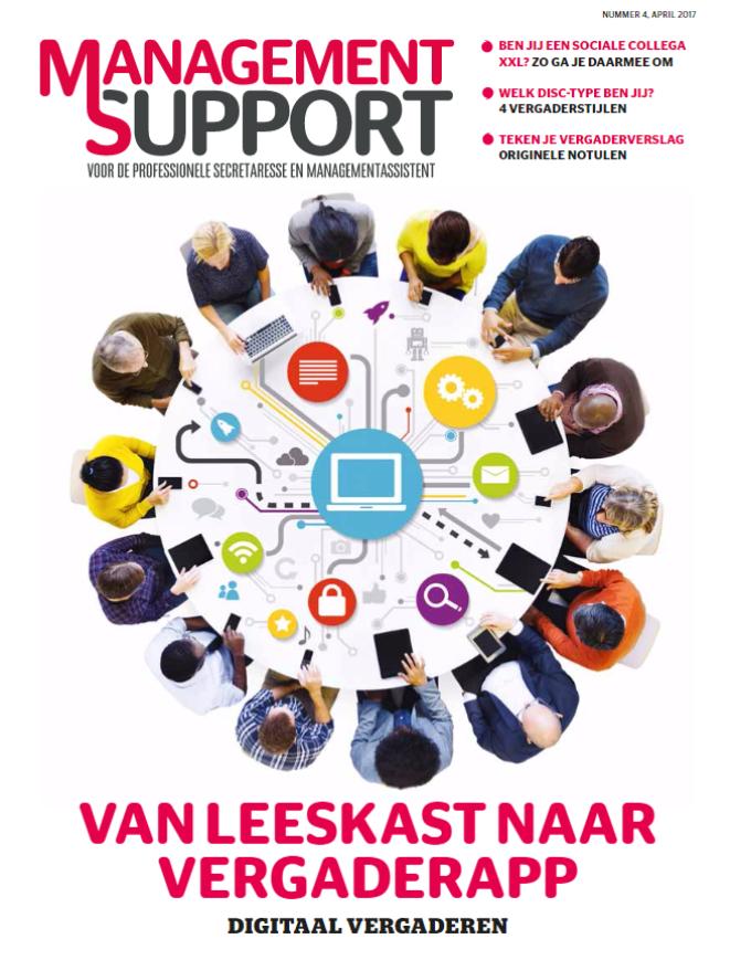 Management Support Magazine 4, april 2017