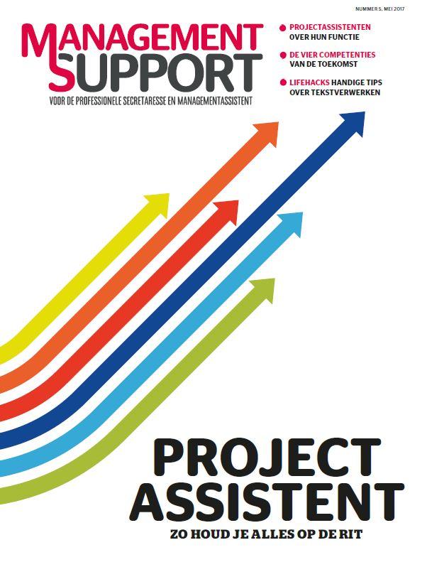 Management Support magazine 5, mei 2017