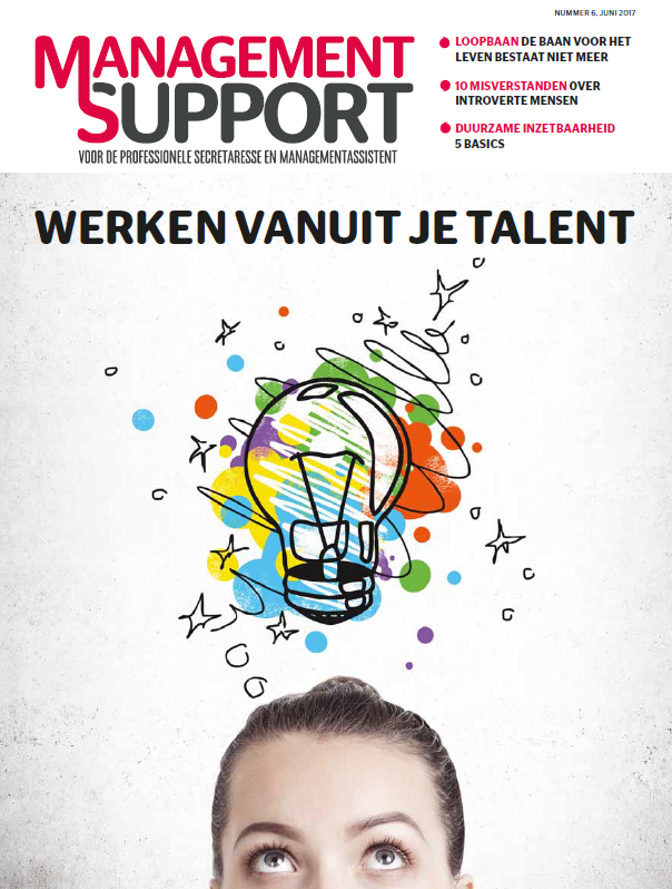 Management Support magazine 6, juni 2017