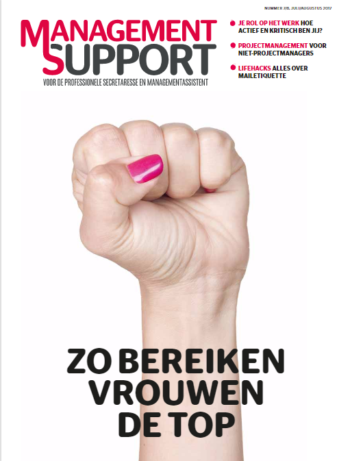 Management Support magazine 7, juli/augustus 2017