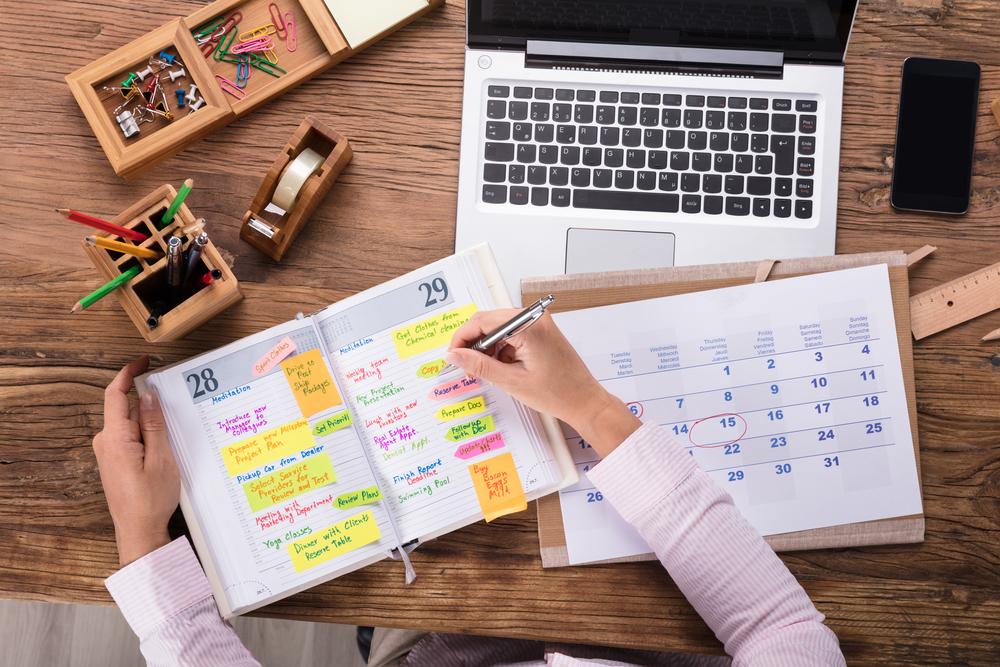 Leer ook je agenda beheren in Outlook