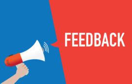 Zelfsturing: 8 tips voor goede feedback