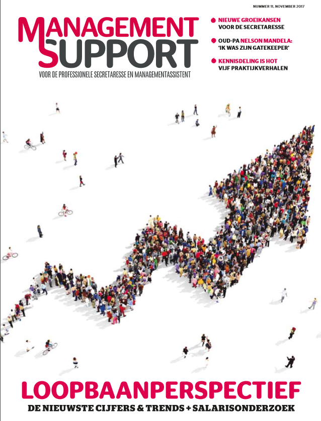 Management Support Magazine 11, november 2017