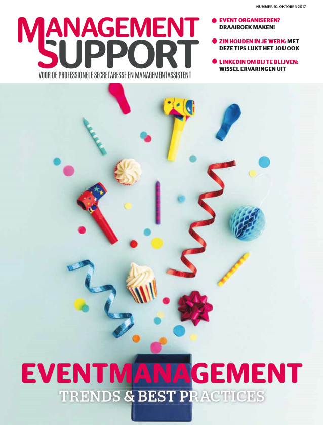 Management Support Magazine 10, oktober 2017