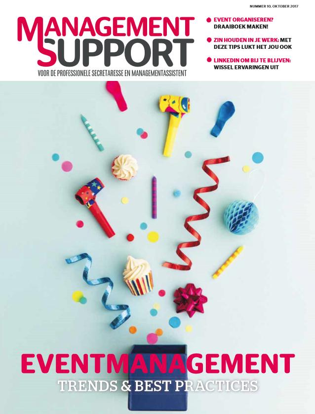 Management Support Magazine 10, oktober 2017