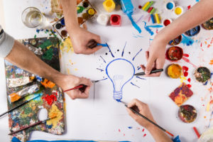 6 tips om creatief te vergaderen