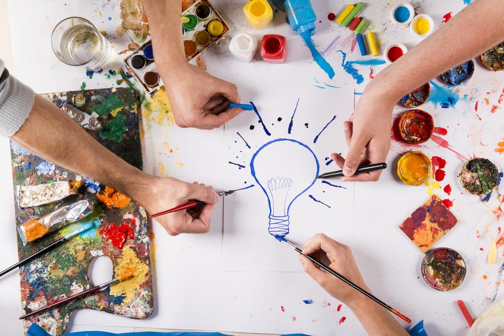 Top Nieuwe ideeën krijgen met creatieve technieken - Management Support @RN41