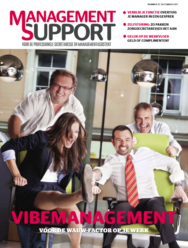 Management Support Magazine 12, december 2017