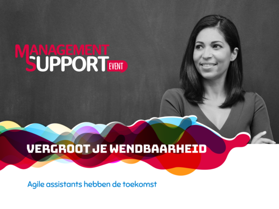 Management Support Event: vergroot je wendbaarheid [video]