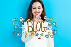 Help, ik moet bloggen!