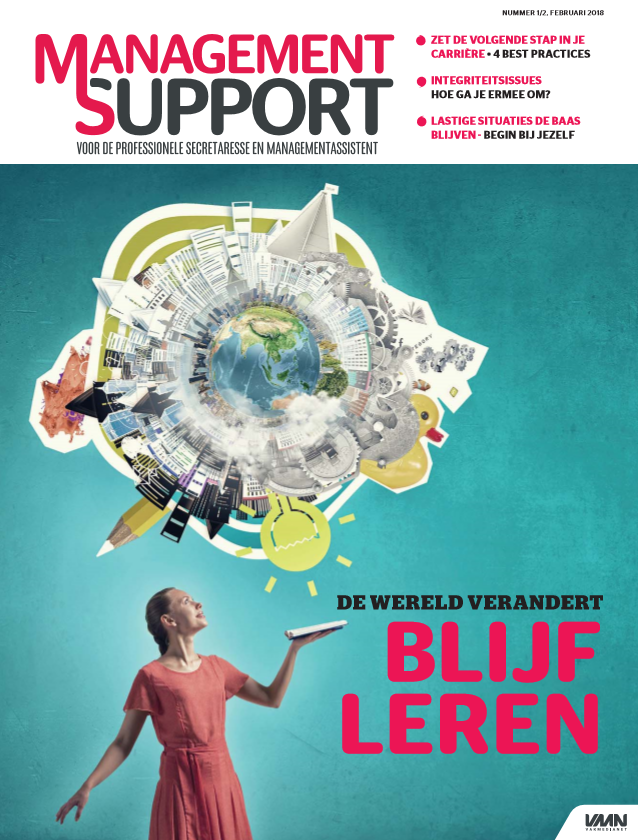 Management Support Magazine 1/2, januari/februari 2018