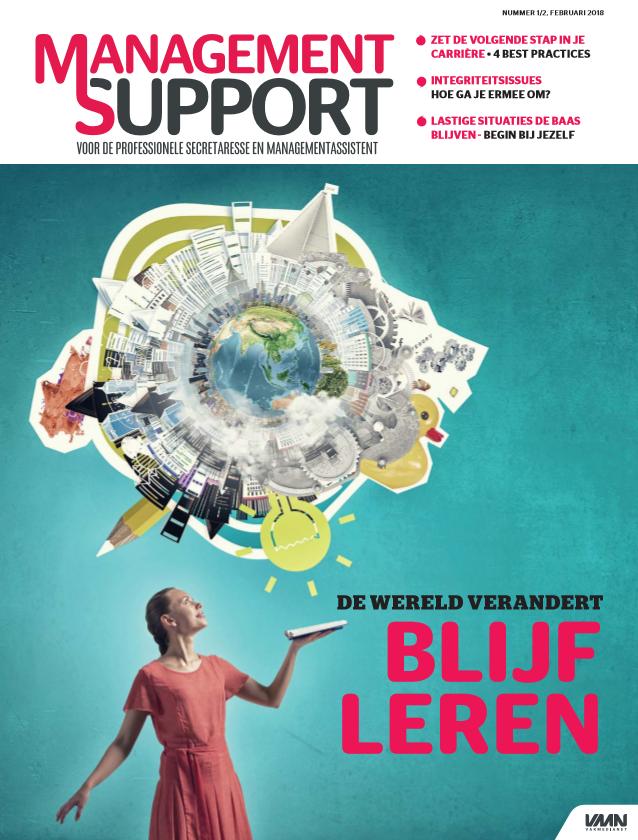 Management Support Magazine 1/2, januari/februari 2018