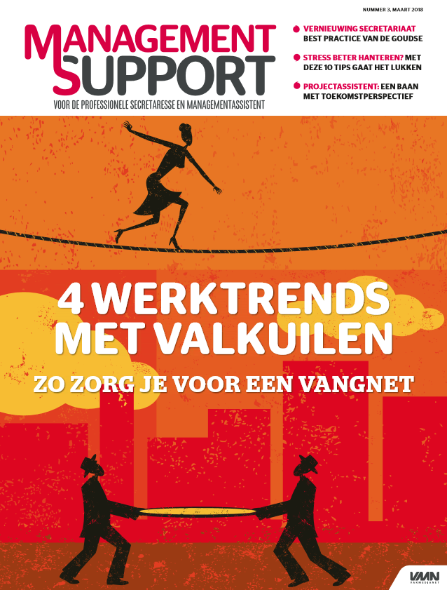 Management Support Magazine 3, maart 2018