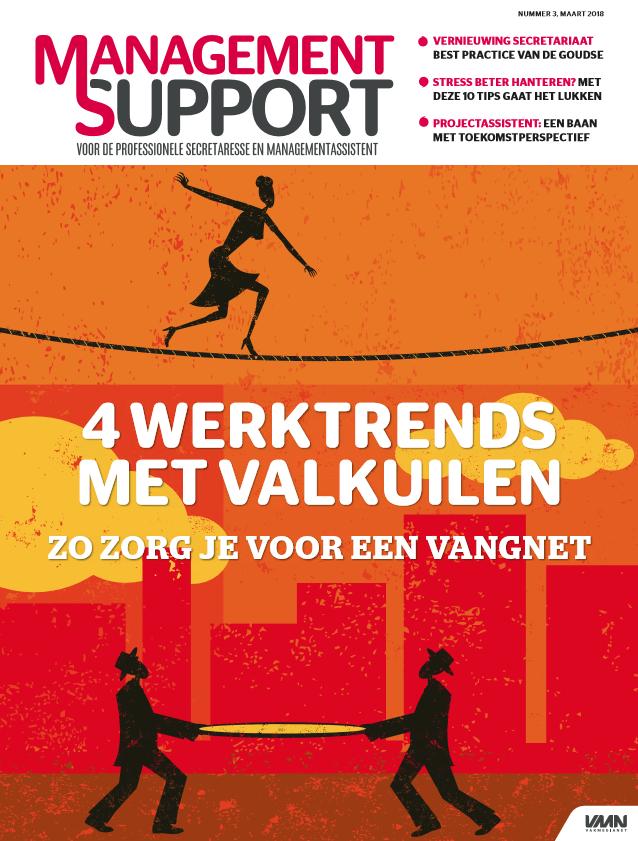 Management Support Magazine 3, maart 2018