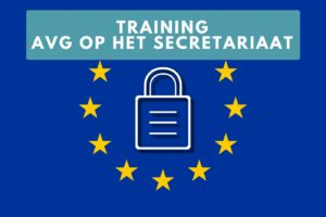 Training: AVG op het secretariaat