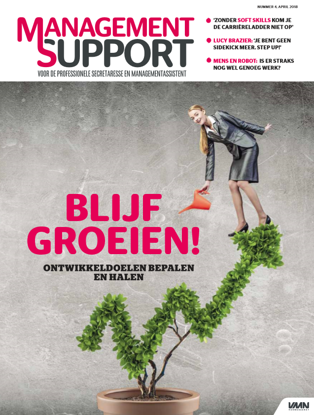 Management Support Magazine 4, april 2018