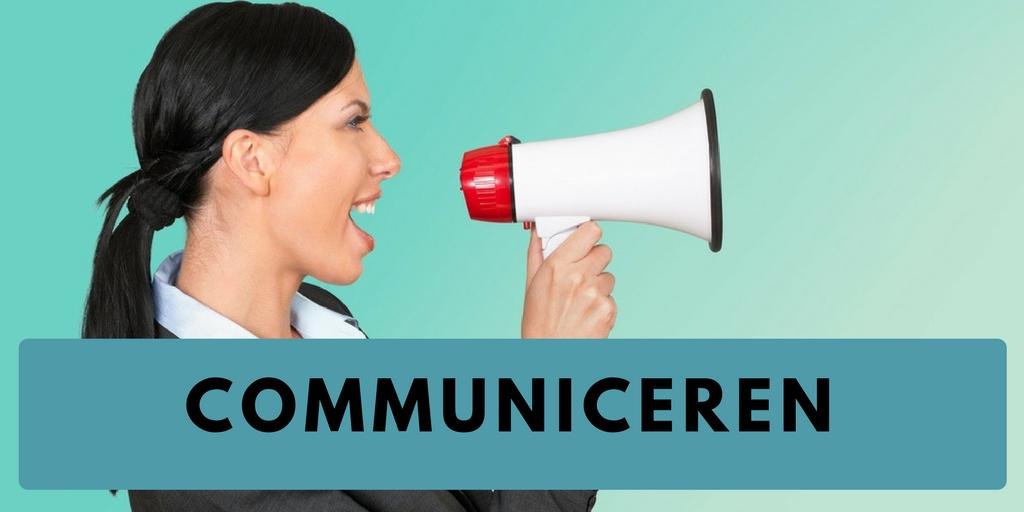 Wil jij ook duidelijker communiceren?