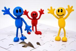 Werkvormen:zes verschillende modellen van samenwerking