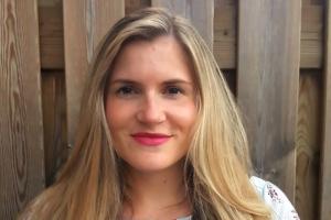 Young professional Andrea Verweij: 'Het is onwijs afwisselend werk'