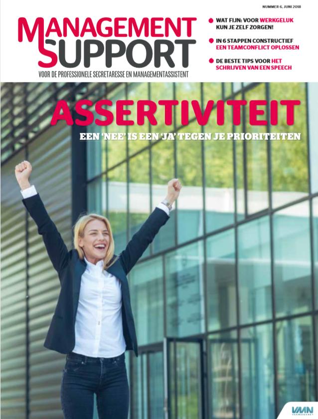 Management Support Magazine 6, juni 2018