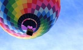 Zoek het hogerop en win een ballonvaart