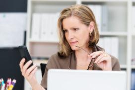 Smartphone op het werk: zegen en afleider tegelijk