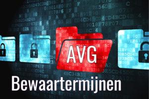 AVG: hoe lang en waar bewaar je persoonsgegevens?
