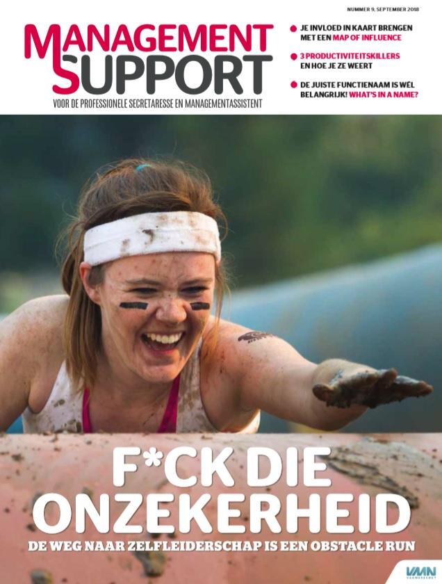 Management Support Magazine 9 september 2018