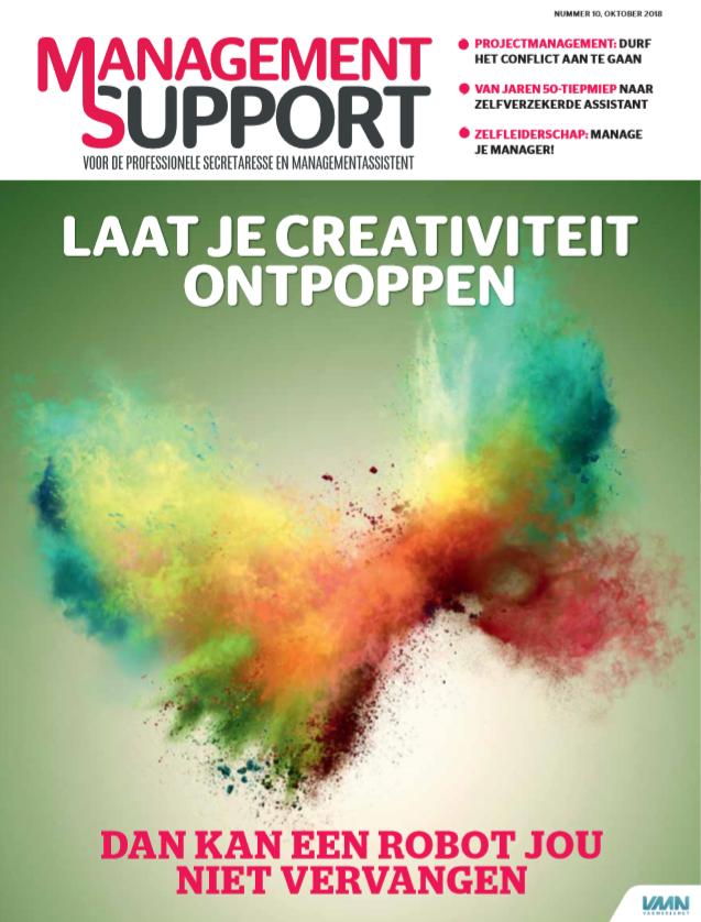 Management Support Magazine 10 oktober 2018