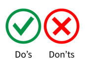 Vergaderen: do's en don'ts