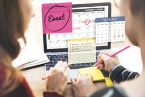 Roadmap naar je event: 5 tips