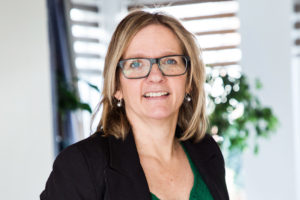 Officemanager Jeanette van Orsouw