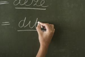 Spellingskwestie: wat houdt je tegen?