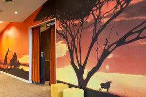 Wat maakt een locatie verrassend en inspirerend?