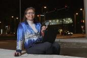 Werken als avondsecretaresse: 'Netwerken is belangrijk'
