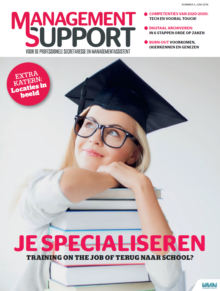Management Support Magazine juni 2019