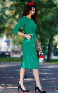 Zakelijke jurk