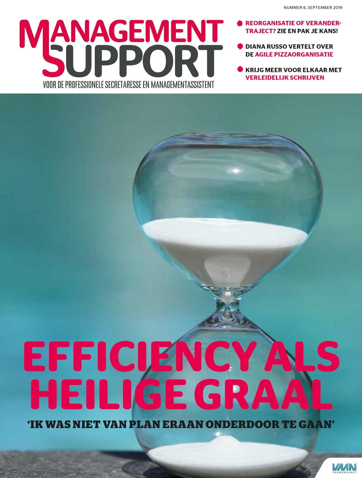 Management Support Magazine september 2019