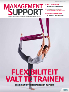 management support magazine oktober 2019