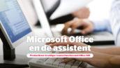 Office 365 en de assistent: download de gratis whitepaper