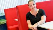 High potential Sophie Kenter: 'Trek je mond open als je iets wilt'
